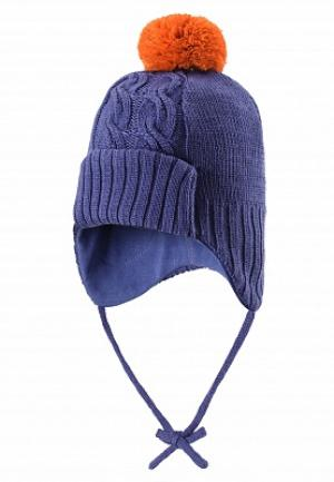 518322-6870 Blixt Шерстяная шапка-бини Reima® New 2015-2016