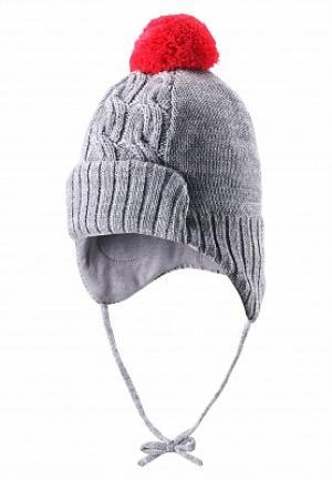 518322-9400 Blixt Шерстяная шапка-бини Reima® New 2015-2016