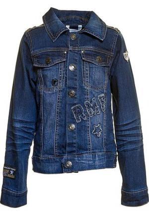 521038-600 Куртка джинсовая укороченная Reima