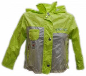 02002-843, Куртка, Planet Montefiore girls lime