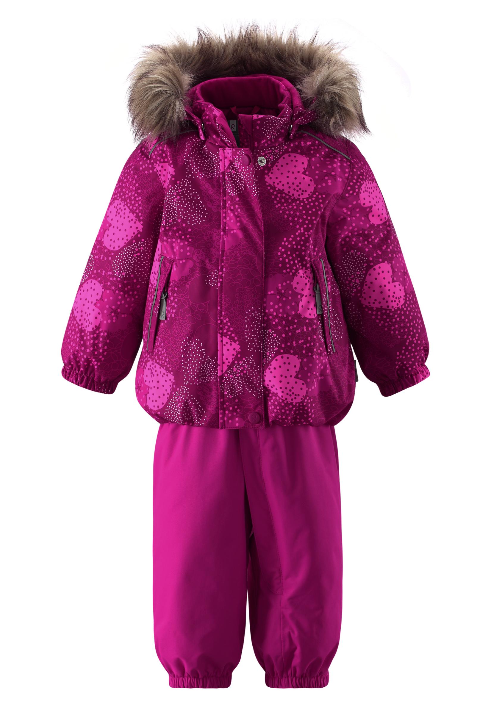 комплект полукомбинезон куртка bony kids