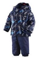 513049-664 Klapp куртка и полукомбинезон  Reima Casual